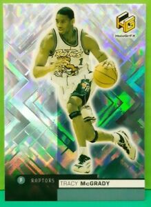 Tracy McGrady regular card 1999-00 Upper Deck HoloGrFX #54