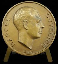 Medaille Marcel Cuvelier societe philharmonique Bruxelles Belgique 1952 medal