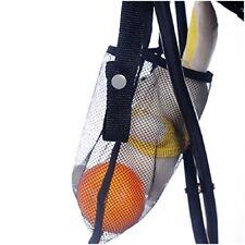 Baby Kids Stroller Hanging Bags Accessories Bottle Diaper Net Bag Black A6N9