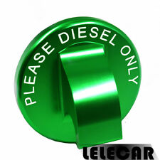 New Billet Aluminum Green Fuel Gas Cap for 2014-up Jeep Grand Cherokee