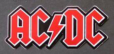 Autocollant AC/DC ACDC   Angus YOUNG  Bon SCOTT  Hard Rock  AC DC stickers