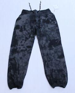 Acta Women's Tie Dye SwitchTech Athletic Jogger Pants AM1 Black Smoke Small NWT