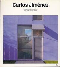 Carlos Jimenez (Catbalogos de Arquitectura Contemporbanea), , Jimbenez, Carlos,