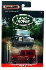 2016 Matchbox Land Rover Series Land Rover Ninety