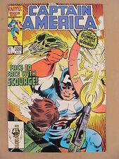 Captain America #320 Marvel Comics Death of Scourge