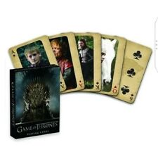 1 x Game of Thrones Playing Cards 1st Edition ### 2