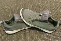 adidas terrex cc boat shoes green and white Men's Outdoor water shoes size 9