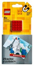 854011 Lego Eiffel Tower🗼Magnet France 🇫🇷  NEW FREE UK 🇬🇧 P&P