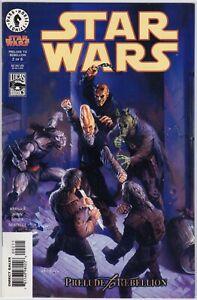 Dark Horse - Star Wars Republic Prelude To Rebellion #2 1998 Strnad, Winn, Jones