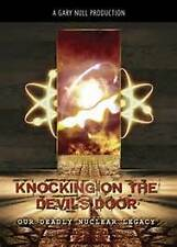 Knocking on the Devil's Door: Our  Deadly Nuclear Legacy (DVD), Like new