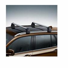 BMW x1 E84 Roof Rack Base Bars Luggage Cargo Support  2010-2015 Genuine OEM