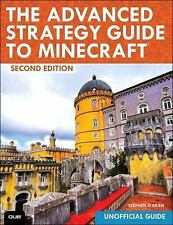 THE ADVANCED STRATEGY GUIDE TO MINECRAFT - O'BRIEN, STEPHEN - NEW PAPERBACK BOOK
