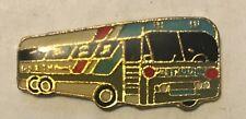 Greyhound Bus Lapel tie pin badge cap hat tour school passenger