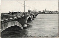 CPA 49 - Les PONTS DE CE (Maine et Loire) - 282. Pont sur la Loire