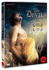The Devils (1971) / Ken Russell / Oliver Reed / Vanessa Redgrave / DVD SEALED