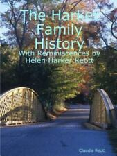 The Harker Family History by Claudia Reott (English) Paperback Book