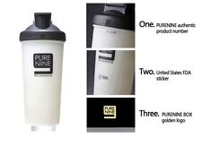 Water Bottle Tumbler Portable Alkaline Korean PURE NINE PH9 generator 720ml