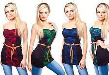 Hüftlange Damenblusen, - Tops & -Shirts mit Stretch S