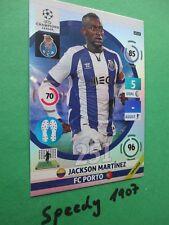 Champions League 2015 UPDATE Game Changer Martinez  Panini Adrenalyn 15