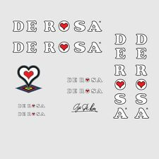De Rosa Bicycle Decals, Transfers, Stickers n.2
