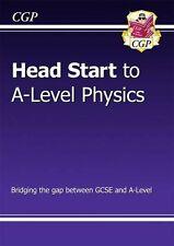 New Head Start to A-level Physics,CGP Books