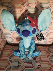 Stitch Crashes Disney Plush Ariel The Little Mermaid April Edition IN HAND 4/12