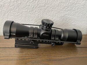 Nikon P-223 3x Scope With Mounts