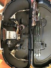 Parker Compound Bow Side Kick Extreme Complete Package (Ready To Shoot)