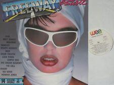 A-HA MADONNA EIGHTH WONDER WHAM! SADE BANGLES- FREEWAY ESTATE LP, 1986, ITALIA
