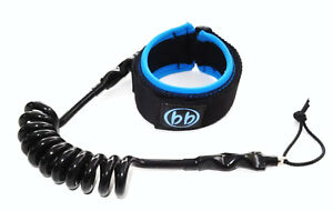 bb Bodyboard surfing pro coil bicep leash