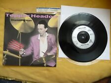 "Topper Headon Drumming Man UK 7"" 45 vinyl single  MER194 1985  MINT*** THE CLASH"