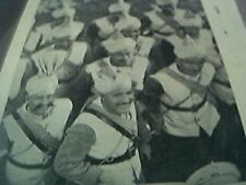 magazine picture - world war two ww2 - 1940 indians and cyproits arrive in franc