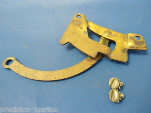 376313 Link and Stop 1956 Johnson 15hp, Model FD-10