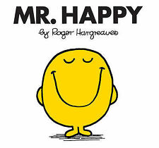 Mr. Happy (Mr. Men Classic Library), Hargreaves, Roger , Good | Fast Delivery