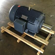 200 HP 1800 RPM TEFC 208/230/460 VOLTS TECHTOP 445/7T FRAME MOTOR NEW SURPLUS