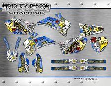 Yamaha YZf 250 450 sticker kit graphics '06-'09