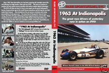 1963 Indy 500 Parnelli Jones - Design & Building of the Lotus Fords color DVD!