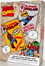 Williams-Sonoma Marvel Heroes Spider-man Comic Book Cookie Cutters