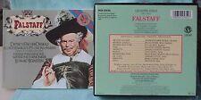 GIUSEPPE VERDI - FALSTAFF - BERNSTEIN  - BOX 2 CD n.5875/5876
