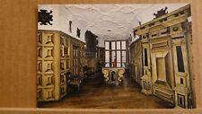 Postcard posted 1982 Montgomeryshire, Powis Castle