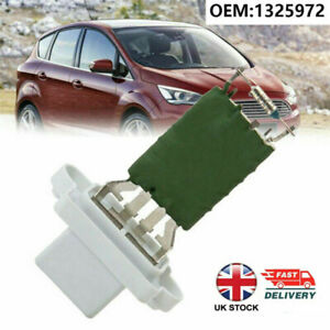 UK Car Heater Resistor Blower Motor Fan For Ford Mondeo Focus Galaxy Mk2 1325972
