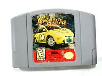 **Beetle Adventure Racing - Nintendo 64 N64 Game Tested + Working & Authentic**