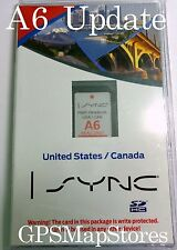 2012 2013 2014 2015 Ford Focus Navigation SD card Map U.S Canada Version A6 OEM