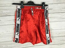 Men's Puma Swim Shorts - Size W28 - Red - Great Condition