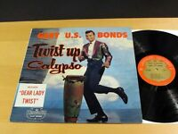 GARY U.S. BONDS Twist Up Calypso LEGRAND LLP-3002 Mono VG++/NM-