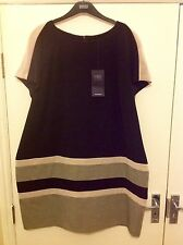 Raglan Short Sleeve A-Line Dress