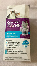 Genuine Comfort Zone Multi-Cat Diffuser Refill (New open damaged box) Free Shipn