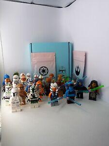 Lego Star Wars Double Jedi and Republic Clone Mystery Bag