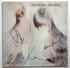 My Bloody Valentine signed album isnt anything group autographed lp