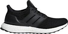 adidas Ultra Boost 4.0 Womens Running Shoes Black Cushioned Trainers Sneakers
